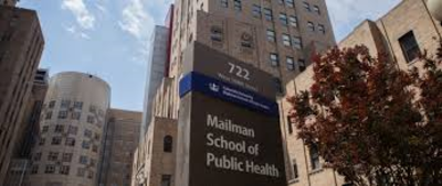 New York. Una veduta della Mailman School alla Columbia University